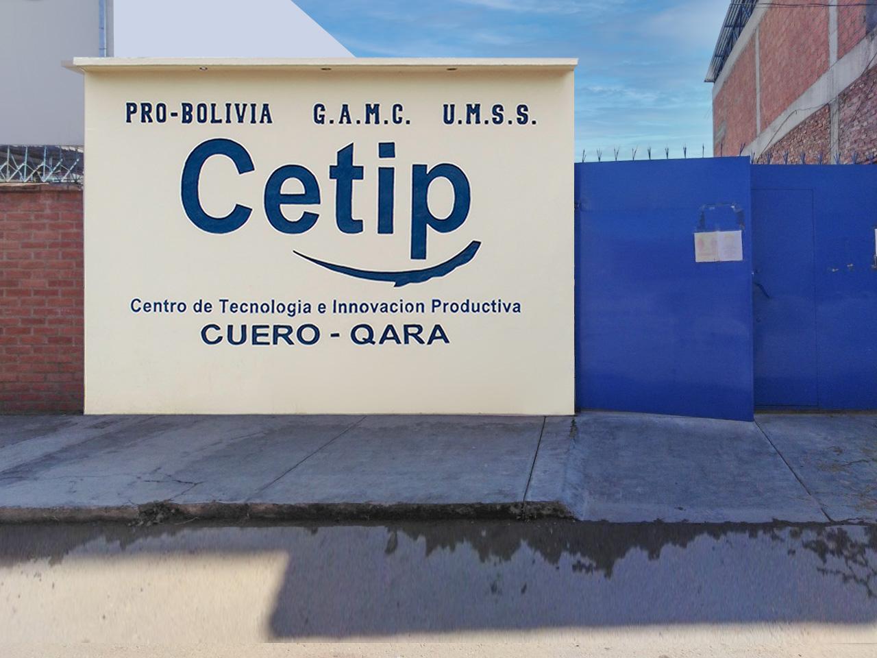 CETIP_Cuero